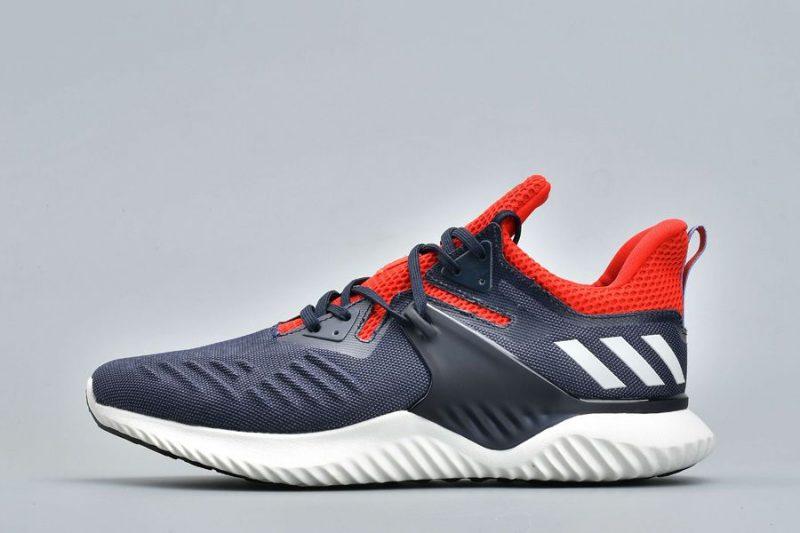 Adidas AlphaBounce Beyond 2M Navy Red SF - Đôi giày năng động cho những bạn  cá tính - An Chương Shoes